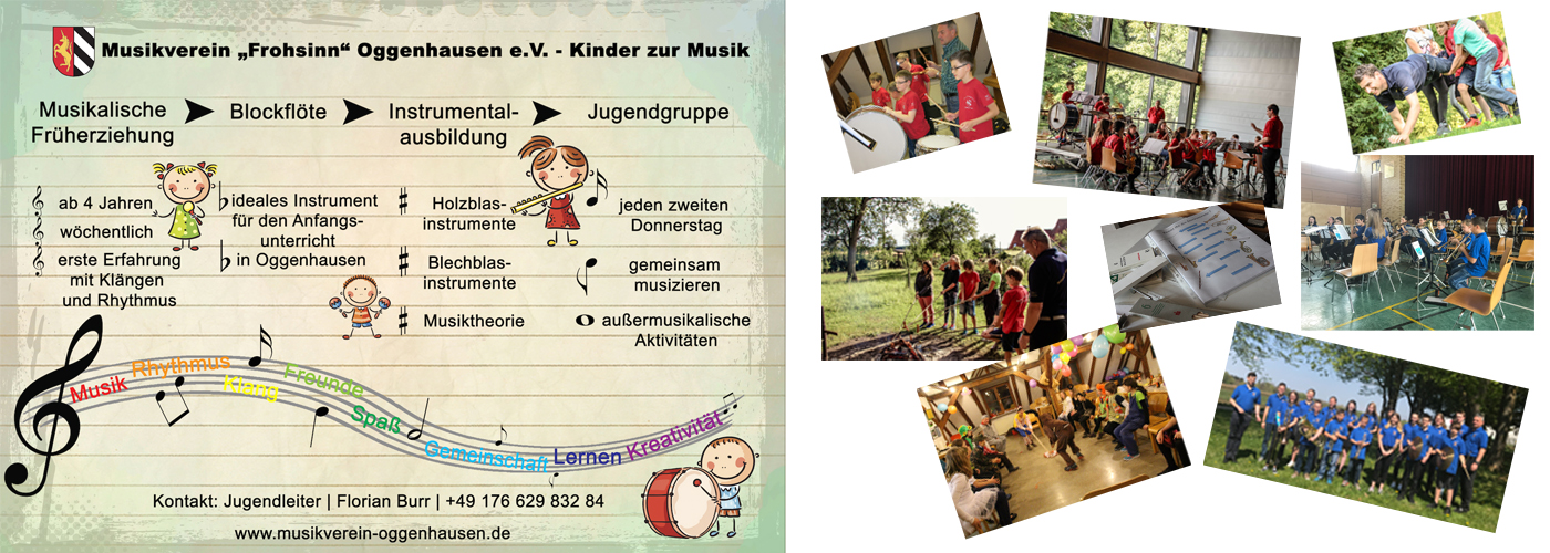 Jugend Musikverein Oggenhausen