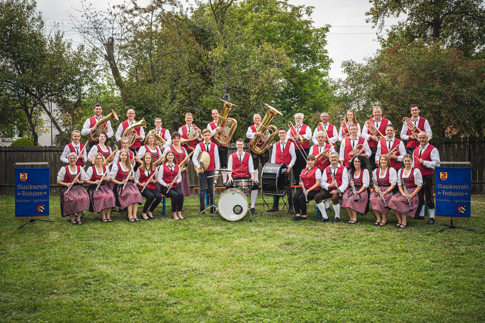 Musikverein Oggenhausen 2019